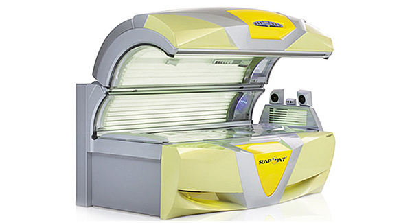 Solarium SUNSELECT bei SUNPOINT